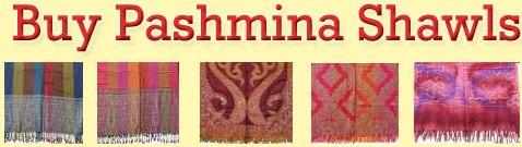 Buy Pashmina Shawls
